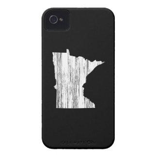 Esquema apenado del estado de Minnesota Case-Mate iPhone 4 Funda