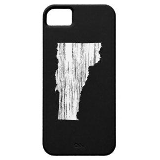 Esquema apenado del estado de Vermont Funda Para iPhone SE/5/5s