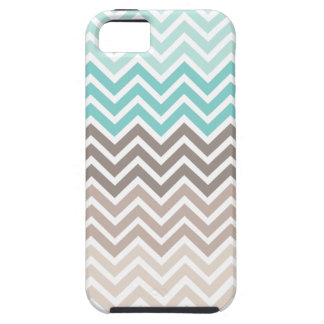 Esquema de color de la playa de Chevron Funda Para iPhone SE/5/5s