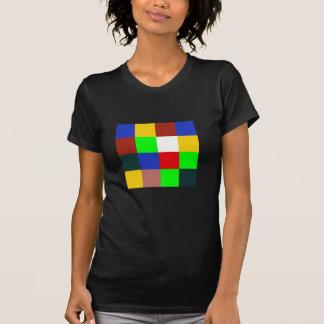Esquema de color del Bauhaus Remeras