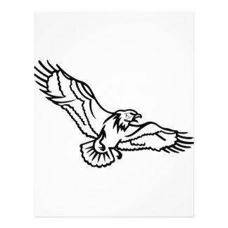 Esquema de Eagles Membretes Personalizados