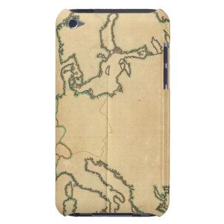 Esquema de Europa iPod Case-Mate Funda