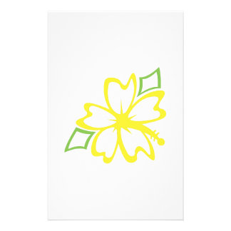 Esquema de la flor papeleria de diseño