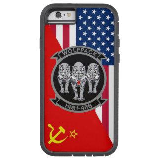 Esquema de la pintura de guerra fría de HMH-466 Funda Para iPhone 6 Tough Xtreme