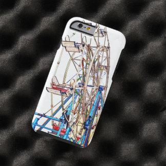 Esquema de la Rueda-Tiza de Ferris Funda De iPhone 6 Tough