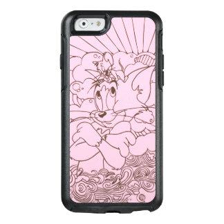 Esquema de Tom y Jerry Funda Otterbox Para iPhone 6/6s