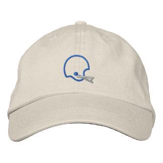 Esquema del casco gorras de beisbol bordadas