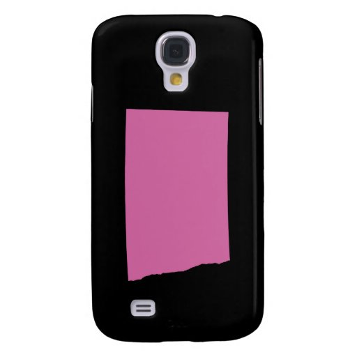 Esquema del estado de Dakota del Norte Funda Para Galaxy S4
