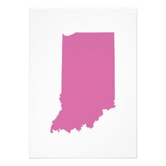 Esquema del estado de Indiana Comunicado Personal