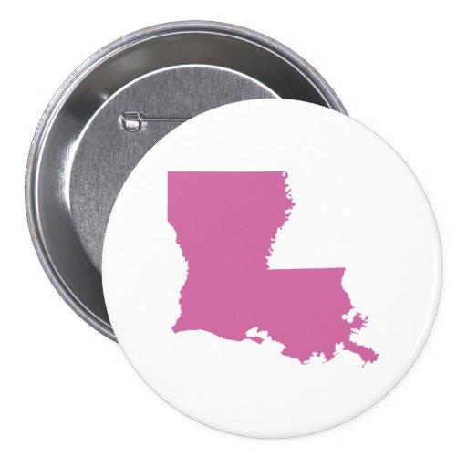 Esquema del estado de Luisiana Pin