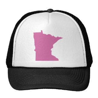Esquema del estado de Minnesota Gorra
