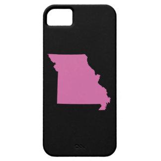Esquema del estado de Missouri iPhone 5 Cárcasas