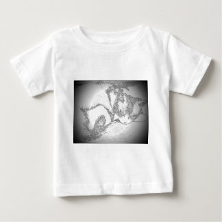 Esquema del gatito el dormir camisas