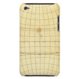 Esquema del hemisferio del este Case-Mate iPod touch protector
