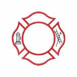 Esquema del logotipo del fuego polo