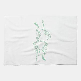 Esquema principal del dólar toalla de mano