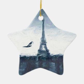 Esquemas de Eifel Adorno De Cerámica En Forma De Estrella