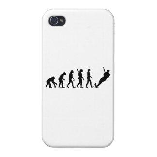 Esquí acuático de la evolución iPhone 4/4S funda