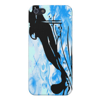 Esquí acuático iPhone 5 carcasa