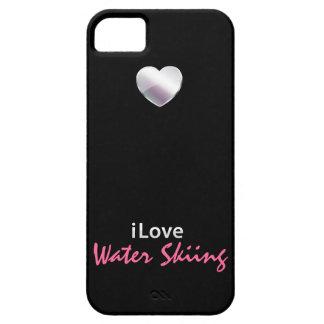Esquí acuático lindo iPhone 5 cárcasa