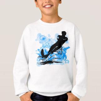 Esquí acuático sudadera