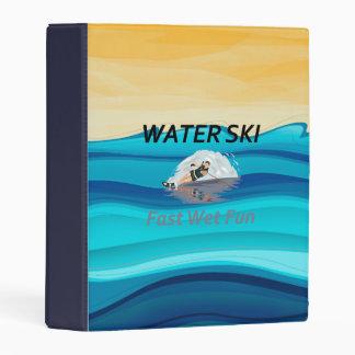 Esquí acuático SUPERIOR Mini Carpeta