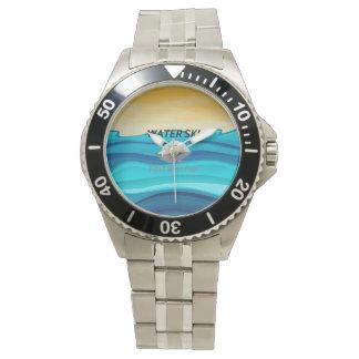 Esquí acuático SUPERIOR Relojes De Mano