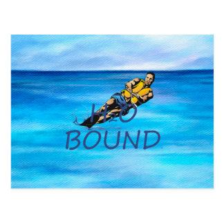Esquí acuático SUPERIOR Postal