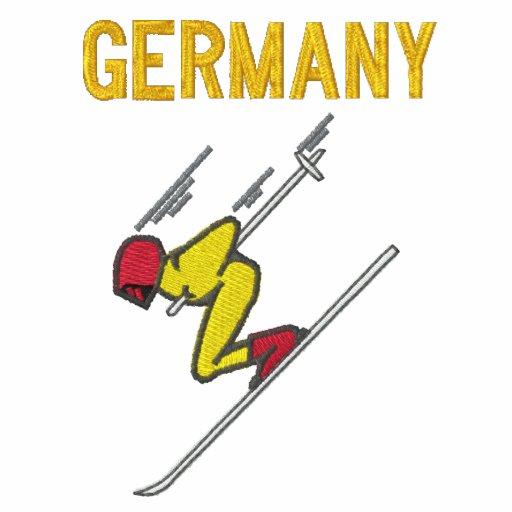 Esquí Alemania - personalizable