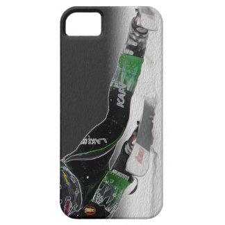 Esquí alpino D1368-136 iPhone 5 Case-Mate Cárcasa