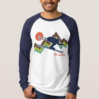 Esquí Arlberg Playera