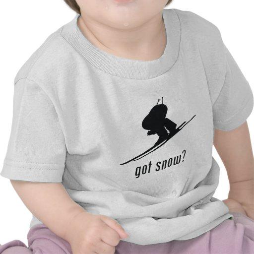 Esquí Camisetas