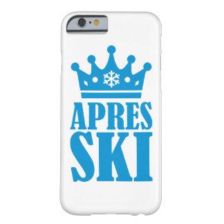 Esquí de Apres Funda Barely There iPhone 6