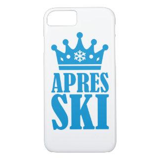 Esquí de Apres Funda iPhone 7