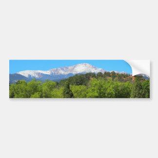 Esquí de Colorado Pegatina Para Auto