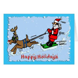 Esquí de Santa Felicitación
