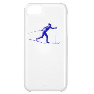 Esquí del campo a través funda para iPhone 5C
