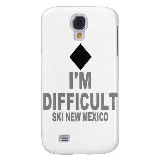 Esquí difícil NEW MÉXICO Samsung Galaxy S4 Cover