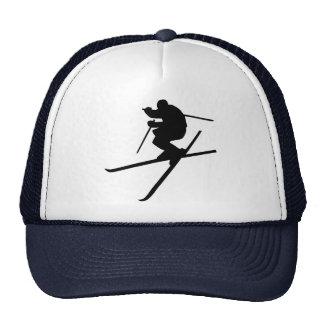 Esquí - estilo libre del esquí gorra