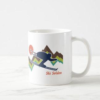 Esquí Solden Taza Clásica