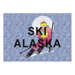 Esquí SUPERIOR Alaska Tarjetas De Visita