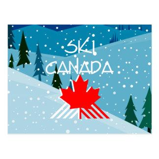 Esquí SUPERIOR Canadá Postal