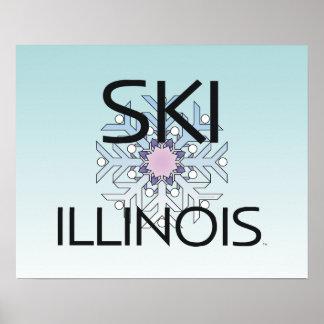 Esquí SUPERIOR Illinois Impresiones