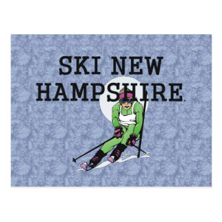 Esquí SUPERIOR New Hampshire Postal