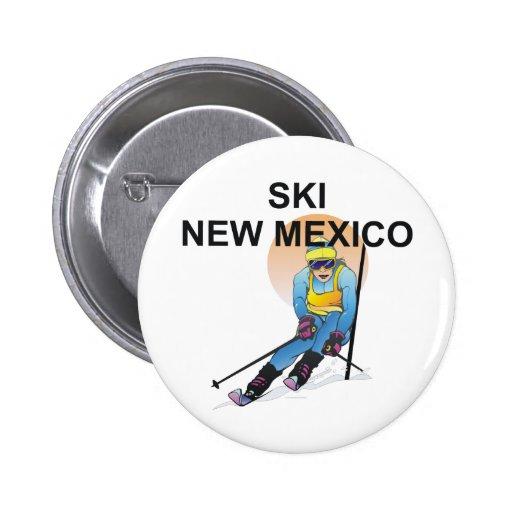Esquí SUPERIOR New México Pin Redondo 5 Cm