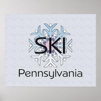 Esquí SUPERIOR Pennsylvania Impresiones