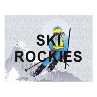 Esquí SUPERIOR Rockies Postal