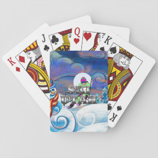Esquí SUPERIOR Utah Cartas De Póquer