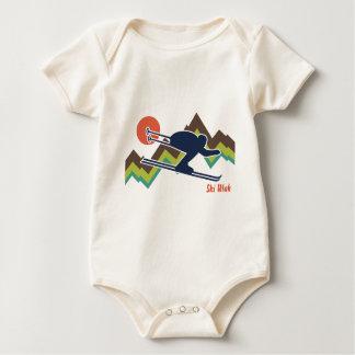 Esquí Utah Body Para Bebé