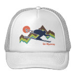 Esquí Wyoming Gorro